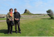 1Suzanne holy island