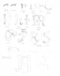 Letter Creation