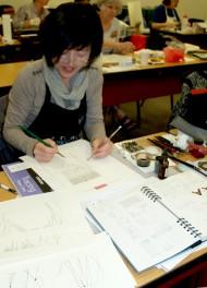1-2 Annie's workshop